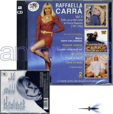 "RAFFAELLA CARRA ""TODOS EN HISPAVOX VOL1"" 2CD SPAGNA"