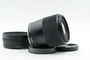 Sigma AF 30mm f1.4 Contemporary DC DN Lens Sony E-Mount #773