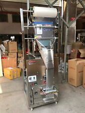 100-500g Automatic Powder/Particle Weighing Packaging Machine Cursor Positioning