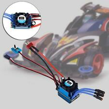 Racing 60A ESC Brushless Electric Speed Controller For 1:10 RC Car Truck 2017 M