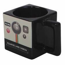 Polaroid Land Camera Square Shaped Ceramic  Coffee Mug Tea Cup - Boxed