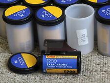 VERY RARE 1 Roll Slide Film Kodak Professional EKTACHROME E200 135/36 Lomography