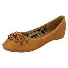Chaussures étroite à enfiler pour fille de 2 à 16 ans