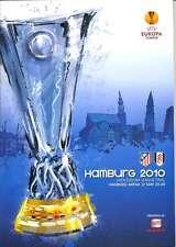 2010 Europa League final el Atlético de Madrid V Fulham Perfecto