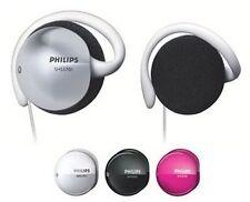 Philips SHS3701 Earclip Headphones With 3 Interchangeable Color Caps