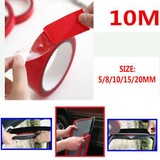 Auto Truck Car Acrylic FOAM TAPE Adhesive 2m x 18mm Double Sided Attachment NEW