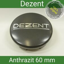 ZT 2010 / N07 Dezent anthrazit matt Nabenkappen Felgendeckel 60  mm 1 St.