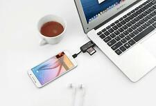 2 IN 1 Multi-Function SD Micro SD & STANDARD card Reader/Writer adapter OTG 3.0