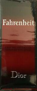 Dior FAHRENHEIT Pour Homme Eau de Toilette 1.7 Fl.Oz.- 50 ml Spray Men's