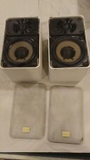 OPTIMUS PRO-X44AV 2 Way Die-Cast Mini Bookshelf Speakers 8Ω ohm 50W Smooth sound