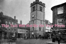 HF 10 - St Albans Clock Tower, Hertfordshire c1919 - 6x4 Photo
