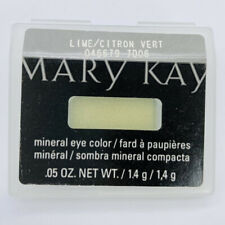 Mary Kay Mineral Eye Color Lime Citron #046679 Eyeshadow Eye Shadow New