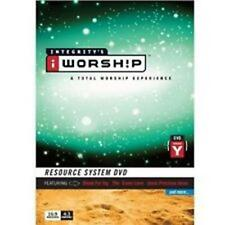 DVD i Worship INTEGRITY Resource System Volume Y  A Total Worship Experience NEU