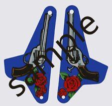DATA EAST GUNS N' ROSES PINBALL MACHINE SLING SHOT PLASTICS! Free Shipping