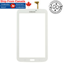 """Samsung Galaxy Tab 3 Touch Screen Digitizer Glass SM-T210R T210 Panel 7"""" White"""