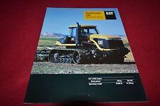 Caterpillar 75E Challenger Tractor Dealer's Brochure DCPA8