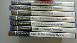 Buzz - PS2 Pack