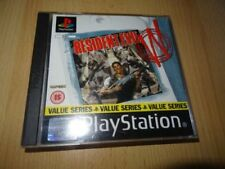 Videojuegos Resident Evil Capcom Sony PlayStation 1