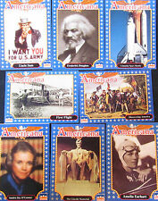 432 American History Picture/Fact Cards-U.S.People,Places+Events-Homeschool Fun!