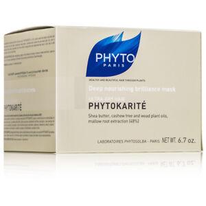 Phyto PHYTOKARITE Deep Nourishing Brilliance MASK for Ultra-Dry Hair 6.7oz