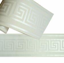 16,77€//1qm Tapetenborte Borte Kräuter Gewürze weiß grün selbstklebend 9001-11