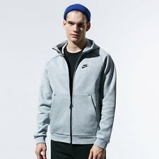 Nike Sportwear Tech Hoodie Size XXL Grey BV3701 063