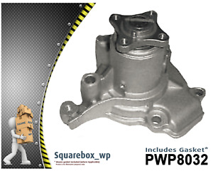 Water Pump PWP8032 fits HYUNDAI Elantra XD 1.8,2.0L DOHC G4GB,G4GC 11/00 - 2/07
