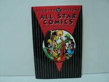 DC Archive Editions All Star Comics Volume 4 HARDCOVER HC JSA Hawkman (T 3265)