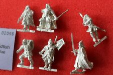 Games Workshop Lord of the Rings LoTR Incomplete Metal Figures Aragorn Faramir