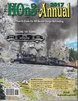 2017 HOn3 ANNUAL, How-To Guide for HO Narrow Gauge -- (NEW BOOK)