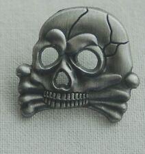 Satan Pentagramm Rote Augen Alchemie Skull Gothik Pin Button Badge Anstecker 68 Buttons & Pins