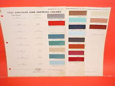 1961 CHRYSLER IMPERIAL 300-G NEWPORT WINDSOR CONVERTIBLE NEW YORKER PAINT CHIPS