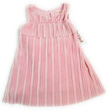 5T Pink Spring Dress Cat & Jack Velour Girl Outfit New