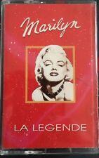 K7 AUDIO  (TAPE)  MARILYN MONROE -LA LEGENDE*