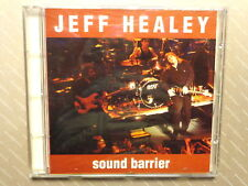 JEFF HEALEY BAND  -  SOUND BARRIER  -  CD 1990  IN OTTIMO STATO