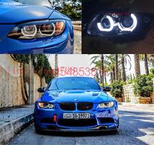 4pcs Angel Eyes DTM STYLE E90 E92 E93 M3 M4 STYLE For BMW 3 Series 2007-2013