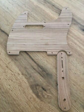 Telecaster Pickguard custom Wood