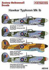 Techmod decals 1/48 Hawker Typhoon Mk.Ib # 48044