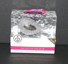 ChicBuds Portable Crystal Fauvette Platinum Edition Speaker for MP3