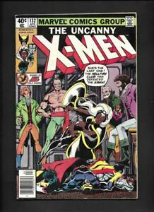 Uncanny X-Men 132 FN 6.0 Hi-Res Scans