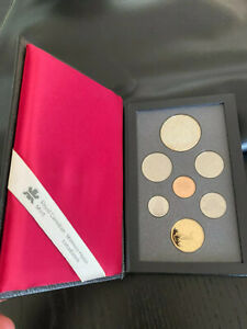 1989 Royal Canadian Mint Coin Proof Set