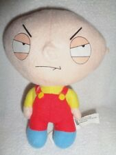 "Family Guy 7"" Stewie Doll 2005 Nanco 20th century fox stuffed plush toy"