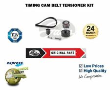 FOR MITSUBISHI GRANDIS 2.0 DT DiD 2005-> NEW TIMING CAM BELT TENSIONER KIT