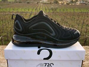 Scarpe Nike Air Max 720 Nero Black  40, 41, 42, 43, 44, 45 - SALDI 50%