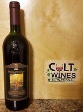 1991 Castello Banfi Brunello di Montalcino wine, Italy