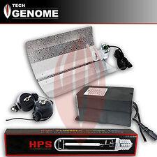 Hydroponie 600W Lampe Croissance Kit Ballast Euro Réflecteur 600 Watt HPS