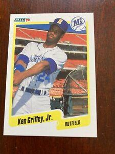 Ken Griffey Jr Fleer 1990 #513 - Pefect Condition!