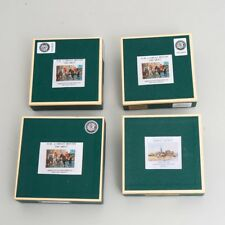 Set of 4 Marlborough Military Models 'H.M. of Great Britain Hunting Series'