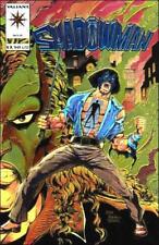 SHADOWMAN   [ Valiant  -  Apr  1994 ]  ## 0  [ Chromium cover ]