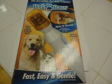 Pedi Paws Pet Nail Trimmer for Dog &  Cats